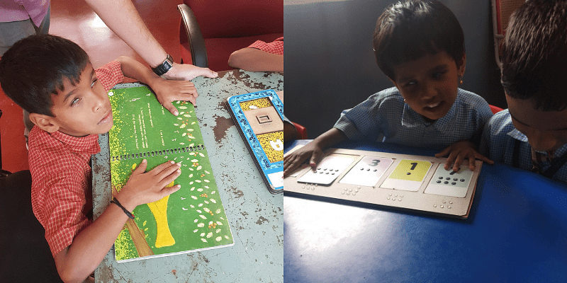 Special education in India finds opportunity in adversity